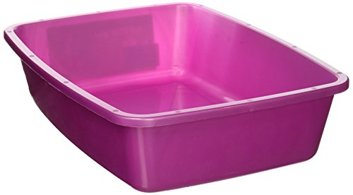 (Medium Cat Pan - 16 in. x 12 in. x 4 in. (Colors may vary))