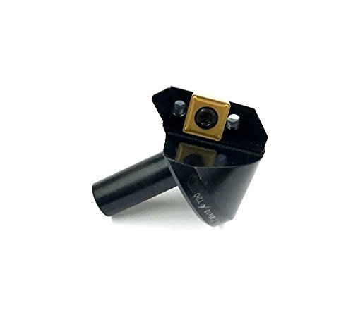 HHIP 2001-0038 1/2-1-3/4 Inch Indexable Countersink & Chamfer Tool, 82 Degree 82 Degree Countersink