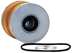 51227 Cartridge Fuel Metal Canister Pack of 1 WIX Filters