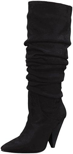 Indigo Rd. Women's Fayen Fashion Boot, Black, 7.5 M - Rd Fashion Shop