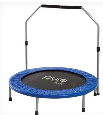 Upper Bounce Replacement Legs for Mini Trampolines and Rebounders Set of 6 Fits for Pure Fun Model # 9005MTH