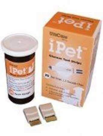Amazon.com: ulticare ipet Glucosa tiras de prueba para gatos ...