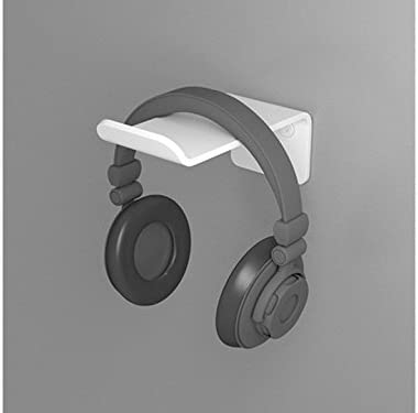 Wandhalterung Für Kopfhörer Mit Weiß Elektronik