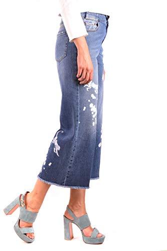 Red Valentino Azul Jeans Algodon Ezbc026057 Mujer rr1qw0v