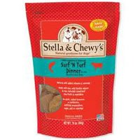Stella and Chewy Freeze Dried Surf and Turf 16oz bag, My Pet Supplies
