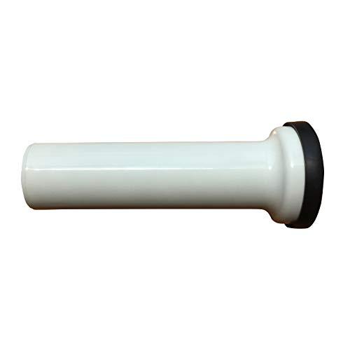 0.375' Slip - Extension Pipe Between Toilet and Macerator