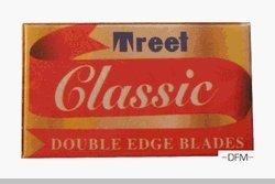 Treet Classic Double Edge Razor Blades - 30 Ct