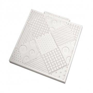 quilt fondant mold - 3