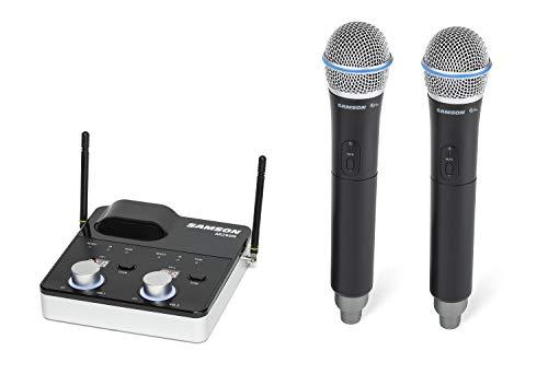 Samson Technologies Concert 288m Handheld