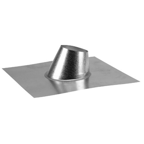 SELKIRK CORP 244825 4-Inch  Adjustable Pellet Flashing