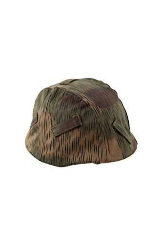 Militaryharbor Heer Tan & water camo helmet cover M35/M40/M42 for sale  Delivered anywhere in USA
