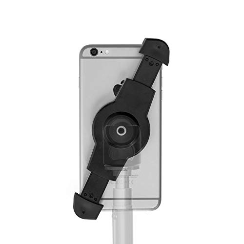 Grifiti Nootle Universal Phone Tripod Mount 1/4 20 Fits iPhones, iPhone Plus, Galaxy Smartphones