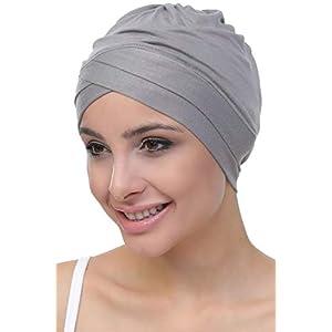 Deresina W Bonnet en Coton pour Chimio, Vêtements de détente et extérieur