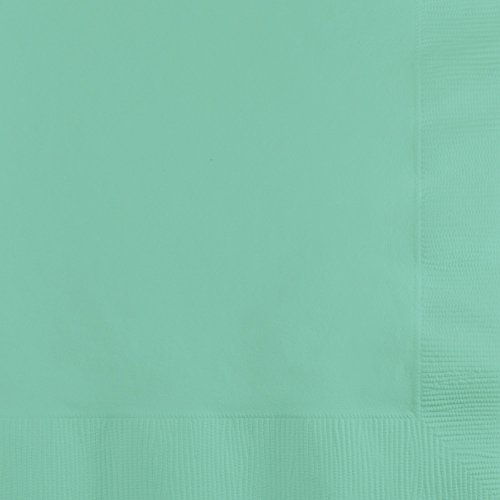 Touch of Color 240-Count Paper Lunch Napkins, Fresh Mint
