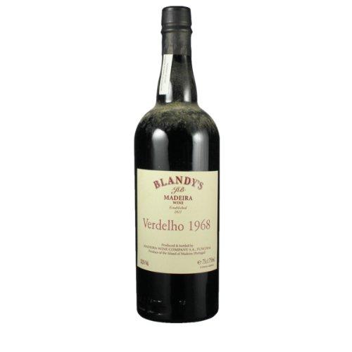 Madeira Wine Company 1968 Blandy's Madeira Verdelho 1968 0.75 Liter