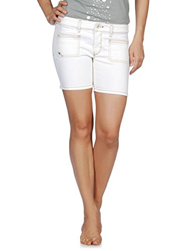 Diesel Creme Esyl Calzoncini Creme 0812S Jeans Donna ED Shorts rRIfSn5Wr