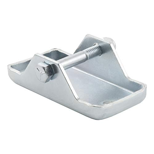 CURT 28270 Trailer Jack Foot Fits 2-Inch Diameter Tube, Supports 2,000 lbs. (Skid Pipe Landing)