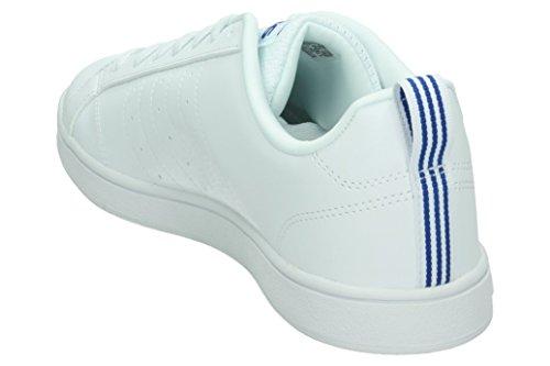 Adidas Uomini Vs Vantaggio Scarpa Da Tennis Bianca