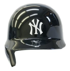 0fda8b9adcf Image Unavailable. Image not available for. Color  New York Yankees Left  Handed Official Batting Helmet Regular
