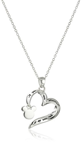 "Disney Sterling Silver ""If You"
