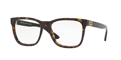 Eyeglasses Versace VE 3243 A 108 DARK - Eyeglasses Versace New