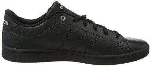 Para De Mujer Zapatillas Deporte Adidas Qt 000 Advantage Clean Plamet negbas Negbas Negro HnWH0TY
