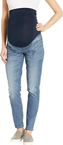 Signature by Levi Strauss & Co. Gold Label Women's Maternity Skinny Jeans, Blue Ice, Medium