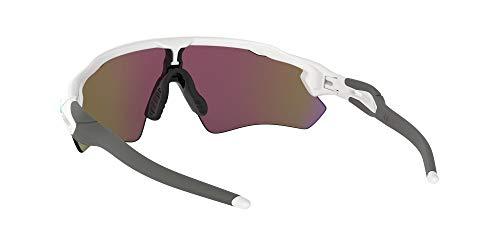 Oakley Men's Oo9208 Radar Ev Path Rectangular Sunglasses 6