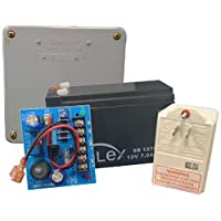 Model 12VDC7ABUPBOX Battery Back-Up System & Enclosure For Magnetic Lock