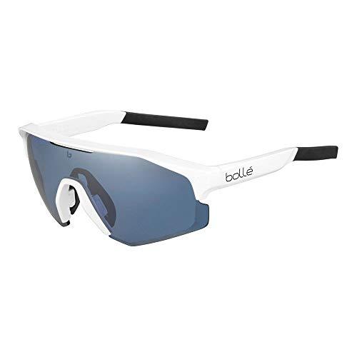 Bolle Sport Sunglasses Lightshifter Matte White Phantom Court