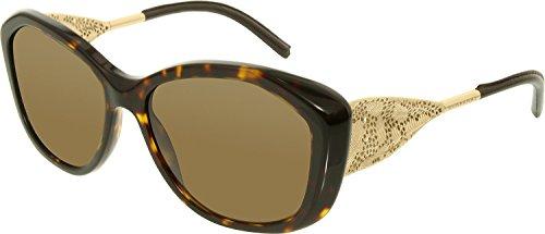 Burberry BE4208Q 300273 Brown / Tortoise BE4208Q Cats Eyes Sunglasses Lens - Eye Sunglasses Q