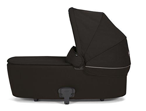 Mamas & Papas Armadillo Flip Carrycot - Black Jack