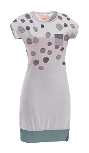 Robe Acai Grey Gris Femmes Abk Paris light Climbing qnf0nYcE
