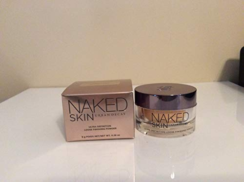 UD Nkd. Skin Ultra Definition Loose Finishing Powder. Color Naked Medium. 100 authentic.