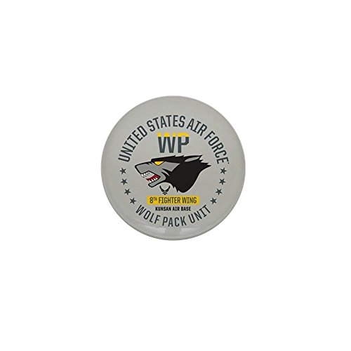 CafePress USAF Wolf Pack 8Th Fighter Wing 1