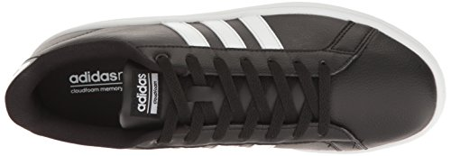Sneaker Advantage Cloudfoam NEO White Black W Fashion adidas Women's Black wxUcp