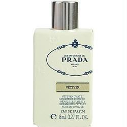 (Prada Infusion Vetiver By Prada Eau De Parfum .27 Oz Mini)