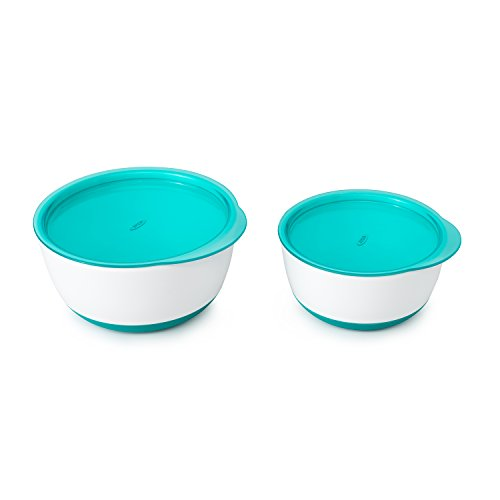 OXO Tot Small/ Large Bowl Set With Snap On Lids, ()