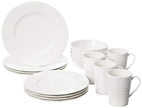 Lenox E365 Sculpture dinnerware Set