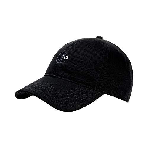 Mammut Unisex's Baseball Hat; Size: Large - X-Large - Black-Phantom
