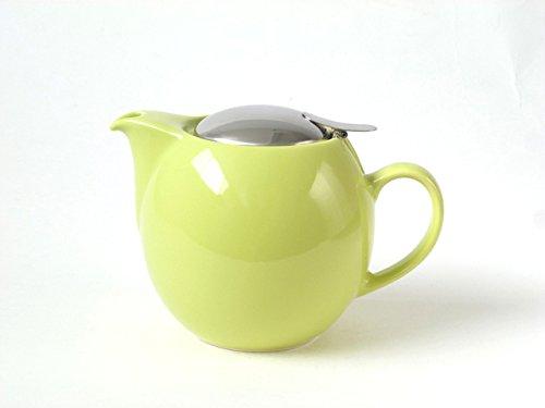 Bee House 26oz Round Ceramic Teapot (Kiwi)