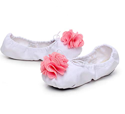 Muchos Baile Polet Colores tamaño Blanco Ballet de Profesional Pink Zapato de 29 Zapato Color Xuanbao Shoes xEwTgvpqW