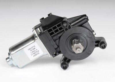 Amazon.com: ACDelco 88980987 GM Original Equipment Driver Side Power Window Regulator Motor: Automotive