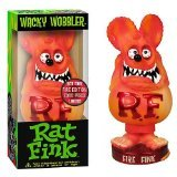 (Rat Fink Wacky Wobbler Fire Edition)