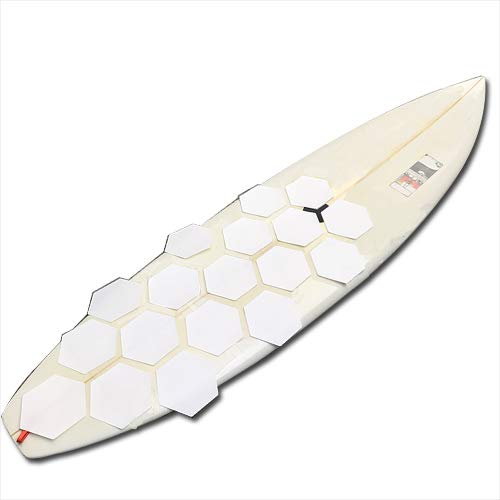 615e7a990a Funktion Surfboard Semi Clear Deck Pad FK-DECKPAD-HBCLR