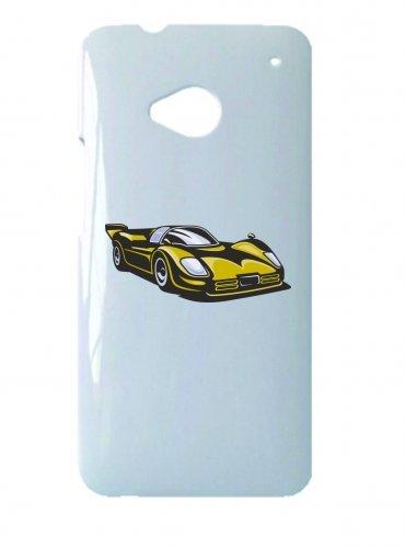 "Smartphone Case Apple IPhone 5C ""hot Rod Sportwagen Oldtimer Young Timer Shellby Cobra GT Muscel Car America Motiv 9796"" Spass- Kult- Motiv Geschenkidee Ostern Weihnachten"