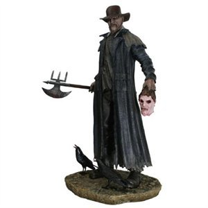 Hollywood Collectibles Jeepers Creepers: Creeper 1:4 Scale Statue]()