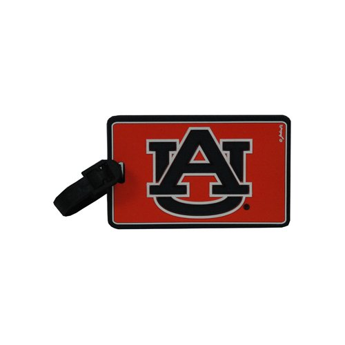 buy online 2ed45 8a97e Game Day Outfitters NCAA Auburn Tigers PVC Luggage Tag, One Size, Multicolor