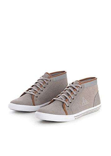 Le Coq Sportif-Sneakers alte in pelle scamosciata stringate