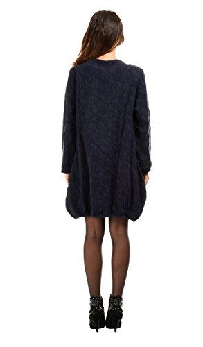 Bella blue - Robe en lin MORGANE - Femme